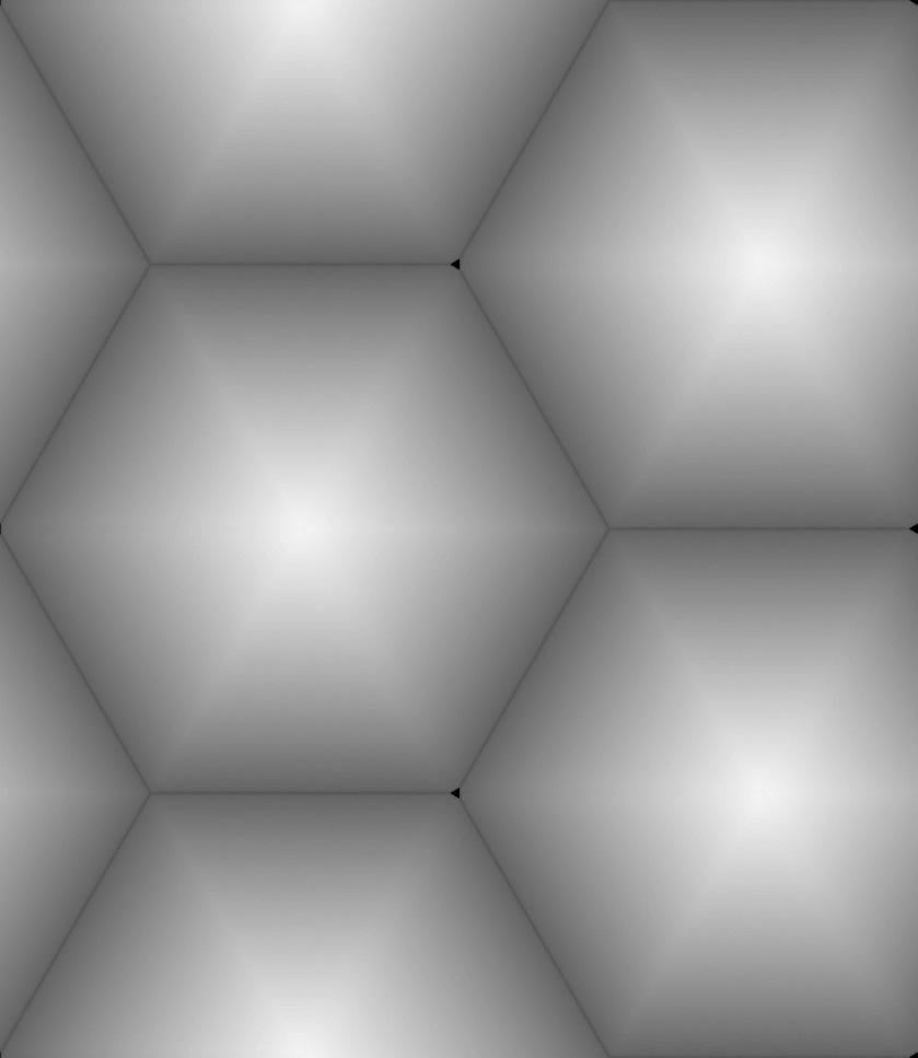 Revestimento 3D - Tile - Bump 30x30 19,97x23